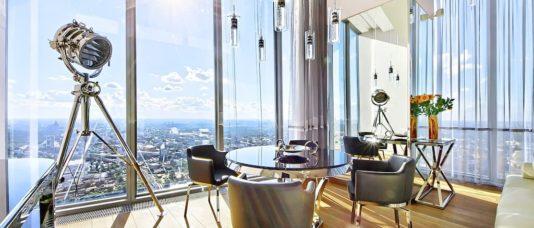 Самые дорогие квартиры в Москве посуточно