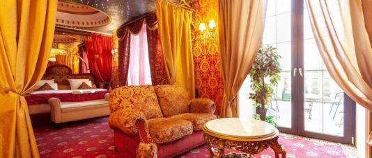 Самые необычные квартиры в Москве на сутки