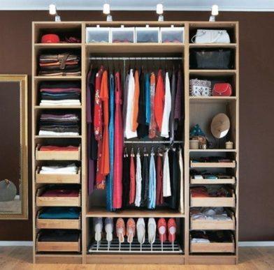 Идеи для маленьких квартир. Хранение.