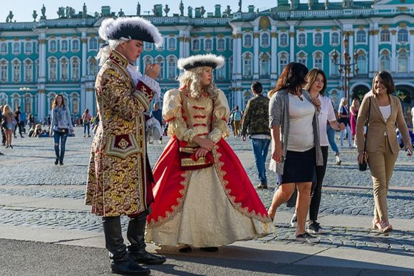 «Я покажу тебе Москву!» Царская Россия.