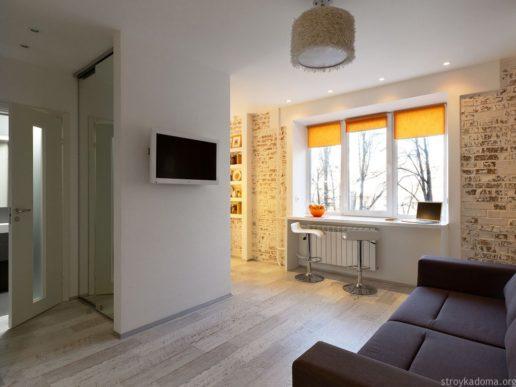 10 способов преобразить съемную квартиру.