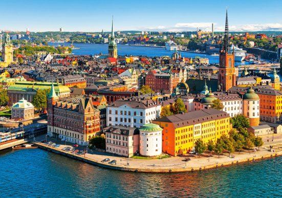 Инвестиции в недвижимость. Стокгольм
