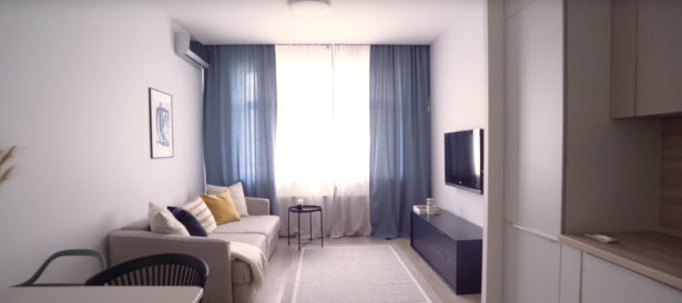 Ремонт квартиры «под сдачу» с перепланировкой.