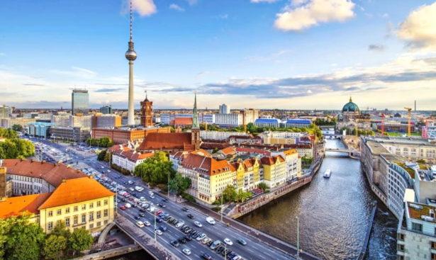 10 самых дорогих квартир Берлина посуточно.