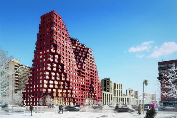 Апартаменты Будущего на Садовом