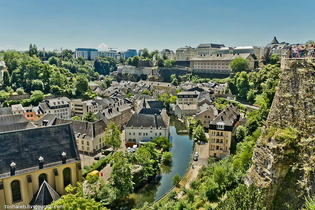 люксембург недвижимость