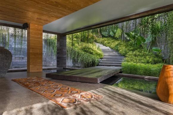 Дома, построенные в согласии с природой