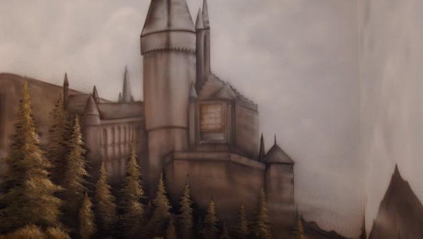 В Хогвартс на одну ночь: отель в стиле «Гарри Поттера»