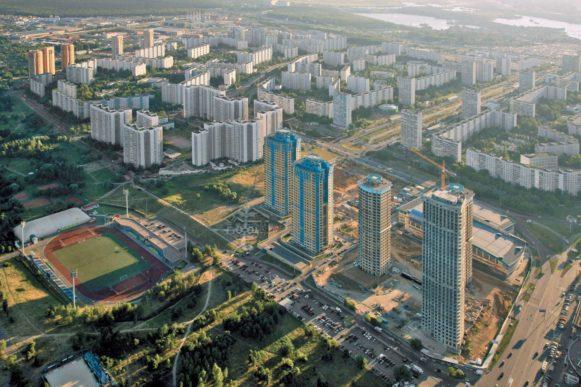 Сколько стоит квартира в Москве в период кризиса?
