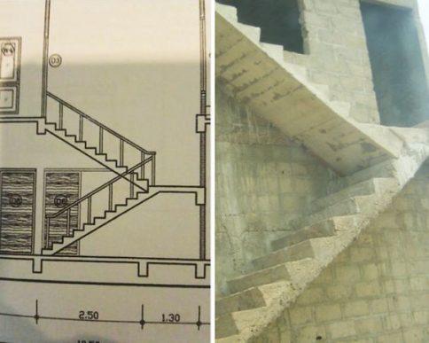 39 ярких примеров ошибок строителей и человеческой глупости