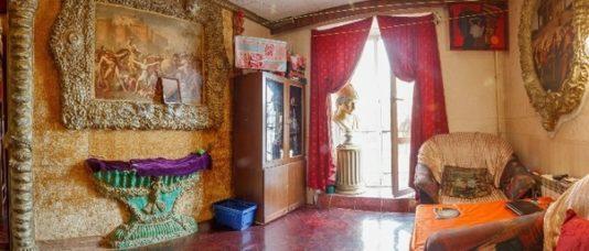 Что бывает, когда ты Людовик XIV, но вынужден жить в квартире