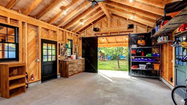 Капиталовложение в гаражи