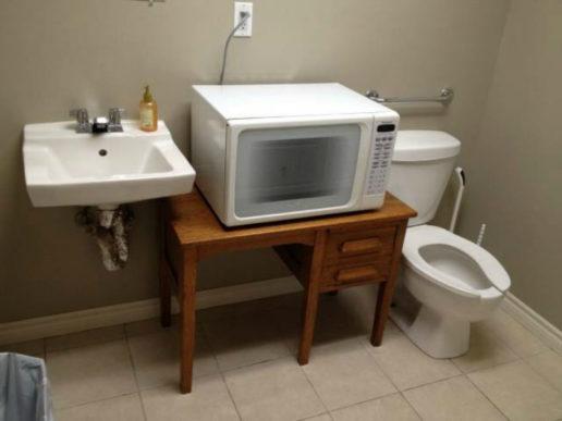 33 странных туалетных комнаты, которые невозможно забыть