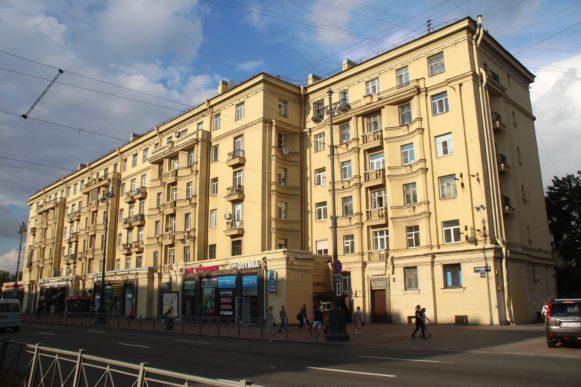 «Сталинки» — дома великой эпохи