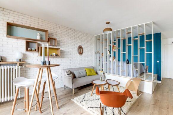 Советы по экономии пространства в маленькой квартире