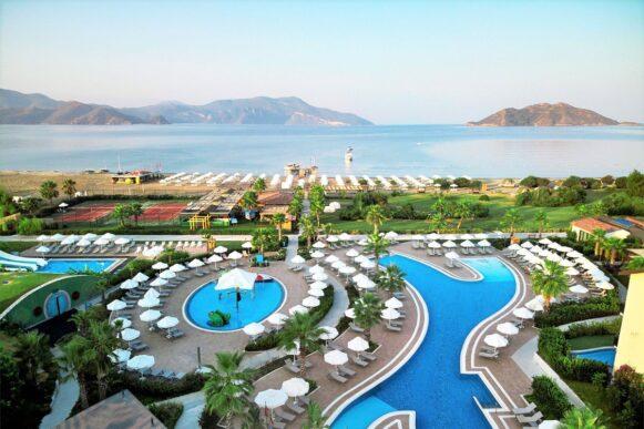 Лучшие трёхзвёздочные отели Турции