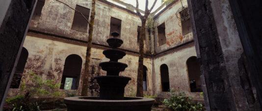 Самые жуткие заброшенные здания. Часть 2
