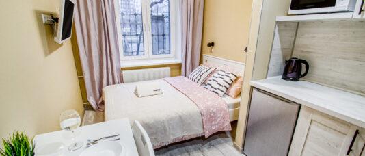 Квартиры-студии — жилье особого формата