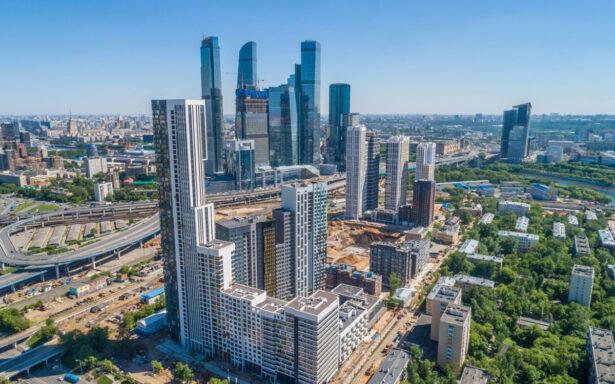 ТОП-10 лучших новостроек Москвы