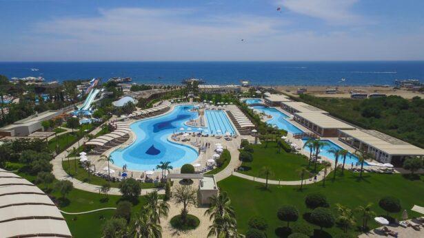 ТОП-3 лучших отеля Анталии
