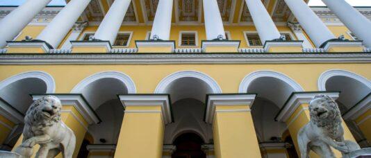 ТОП-7 лучших отелей России